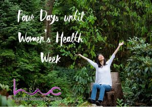 Women's Health Week 2016 Total Balance Chiropractic