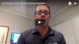 De-stress Your Life Workshop Preview Total Balance Chiropractic