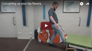 Loosening up your Hip Flexors Total Balance Chiropractic