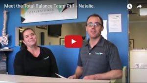 Meet the Total Balance Team Pt 1 - Natalie.