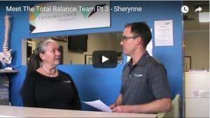 Meet the Total Balance Team Pt 3 - Sherynne
