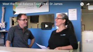 Meet the Total Balance Team Pt 4 - Dr James