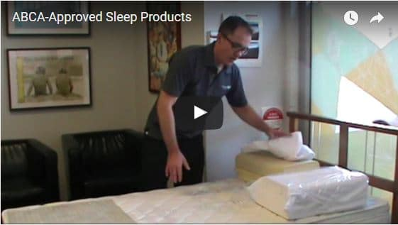 ABCA - Approved Sleep Products