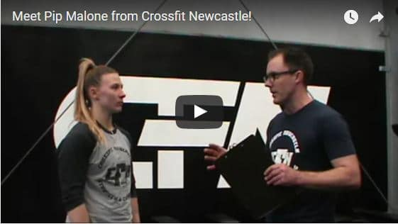 Meet Pip Malone from Crossfit Newcastle!