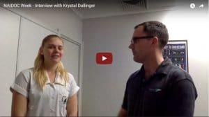 NAIDOC Week - Interview with Krystal Dallinger