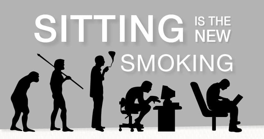 Sitting Is The New Smoking! Total Balance Chiropractic