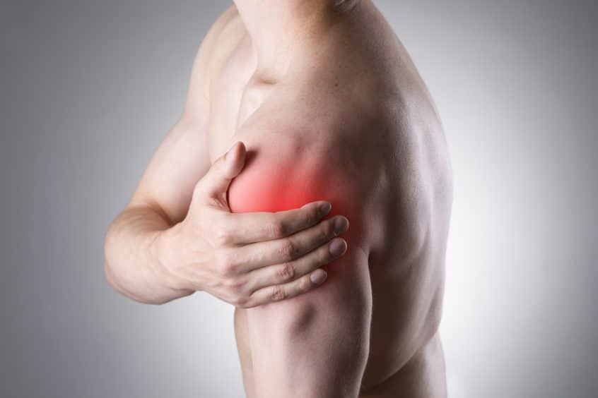 Shoulder pain - Total Balance Chiropractic