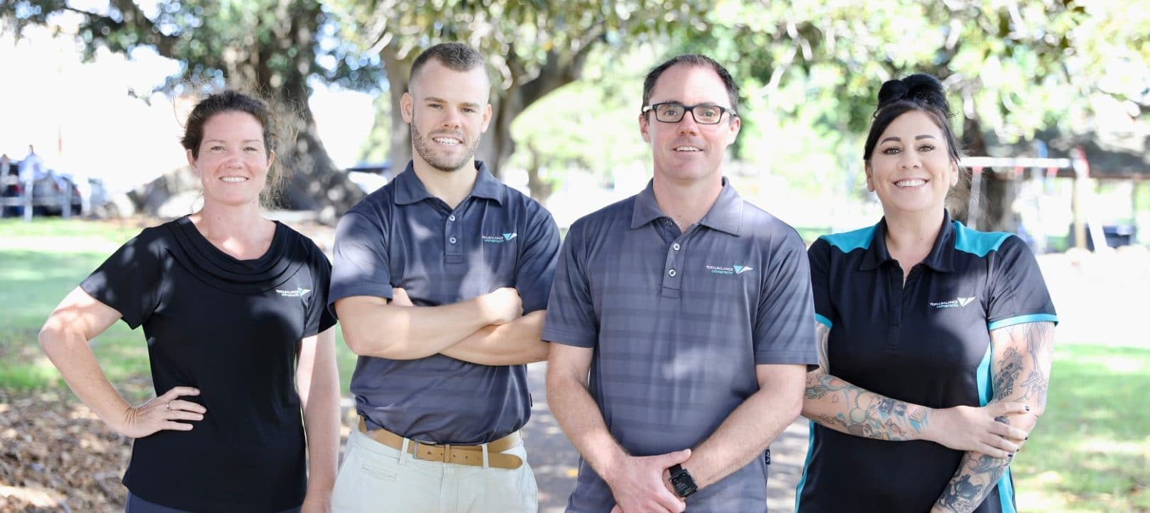 total balance chiropractic team