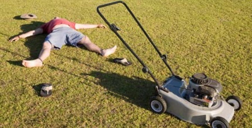 Is yard work leaving you feeling sore and stiff?