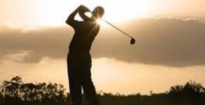 Is your Golfing game being held back?