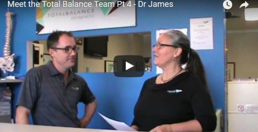 Meet the Total Balance Team Pt 4 - Dr James
